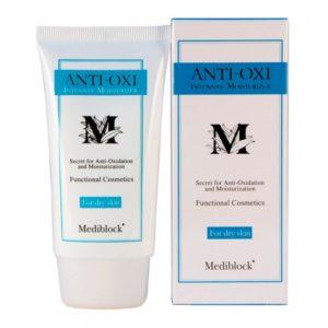 MEDIBLOCK+ Интенсивно увлажняющий крем для сухой кожи 70мл Anti–Oxi Intensive Moisturizer (Dry Skin)
